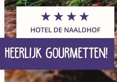 Meer restaurant gasten voor een hotel