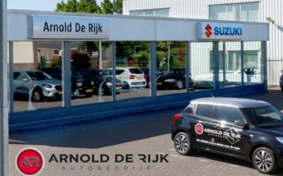 Nieuwe website voor autodealer