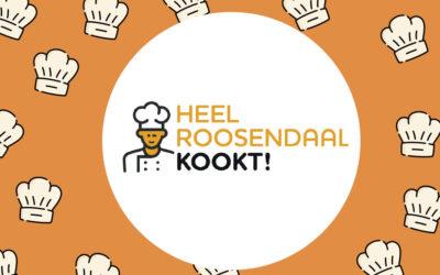 Jongeren in beweging met Heel Roosendaal kookt